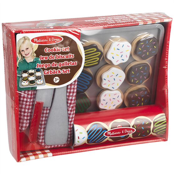 Melissa & Doug - Cookie Set