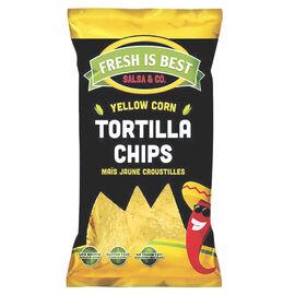Fresh Is Best Tortilla Chips - Yellow - 325g
