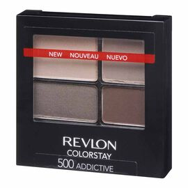 Revlon ColorStay 16 Hour Eye Shadow Quad - Addictive