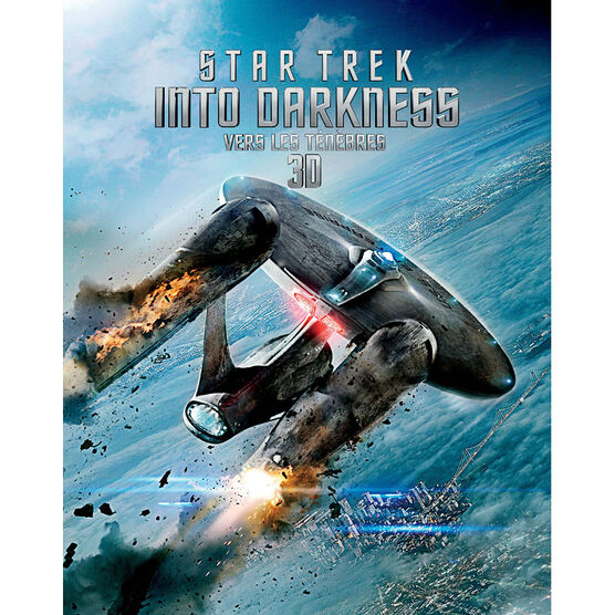 Star Trek Into Darkness - 3D Blu-ray Disc + Blu-ray Disc + DVD + Digital Copy