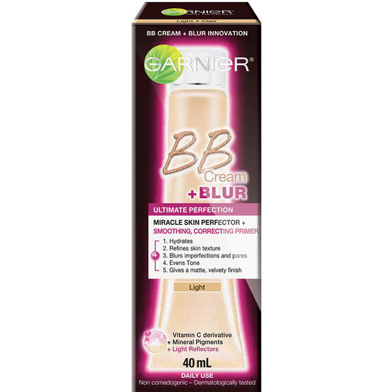 Garnier BB Cream & Blur - Light - 40ml
