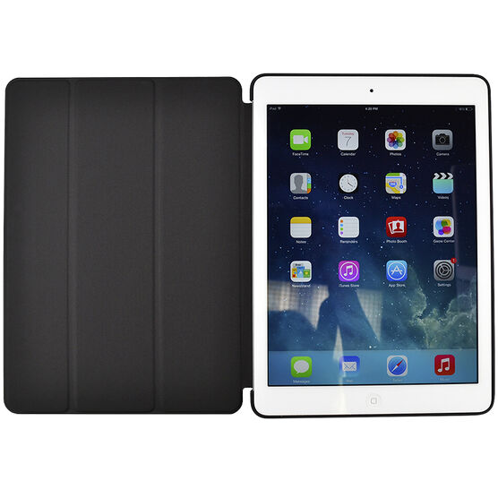 Logiix Spyder Folio for iPad Air - Black - LGX-10847