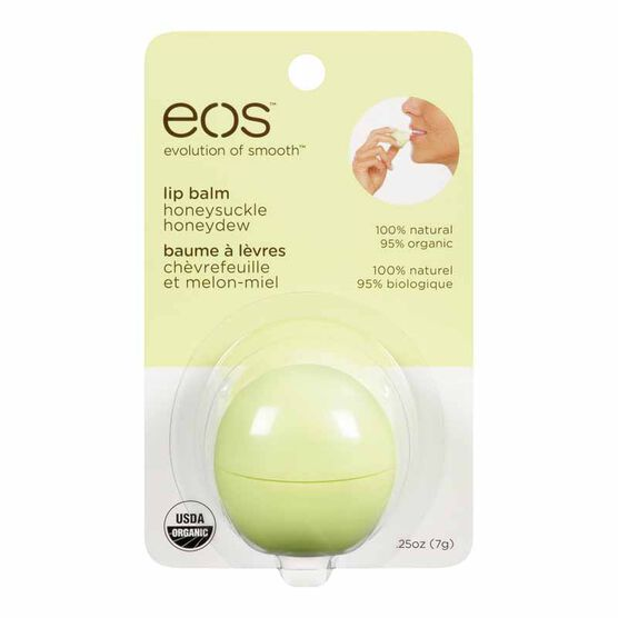 eos Lip Balm - Honeysuckle Honeydew