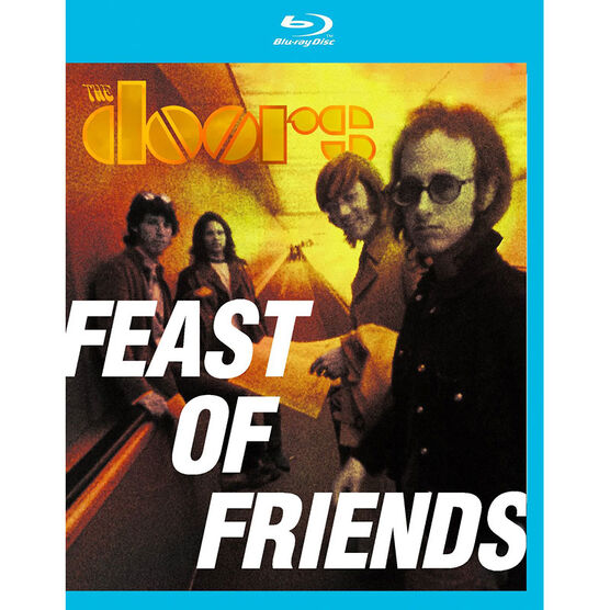 The Doors - Feast of Friends - Blu-ray