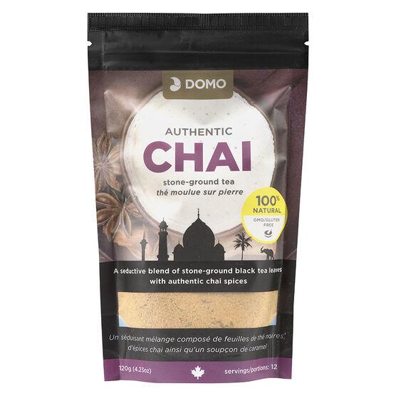 Domo Stone-Ground Tea - Caramel Chai - 120g