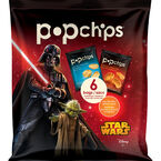 Popchips Disney Popped Chip Snack - Assorted - 6X23g