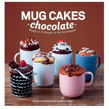 Mug Cakes Chocolate by Sandra Mahut