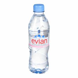 Evian Natural Spring Water - 500ml