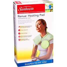 Sunbeam Renue Tension Relieving Heat Therapy - 885-CN
