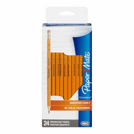Paper Mate Canadiana Woodcase Pencils - 24 pack