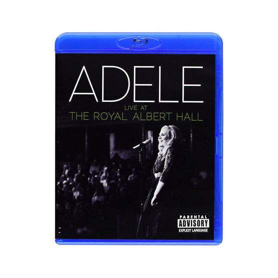 Adele: Live At The Royal Albert Hall - Blu-ray