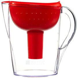 Brita Pacifica Red Pitcher - 10 cup