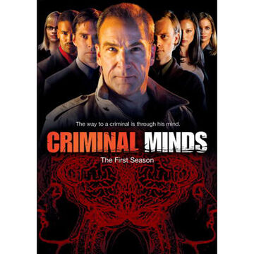 Criminal Minds: The First Season - DVD