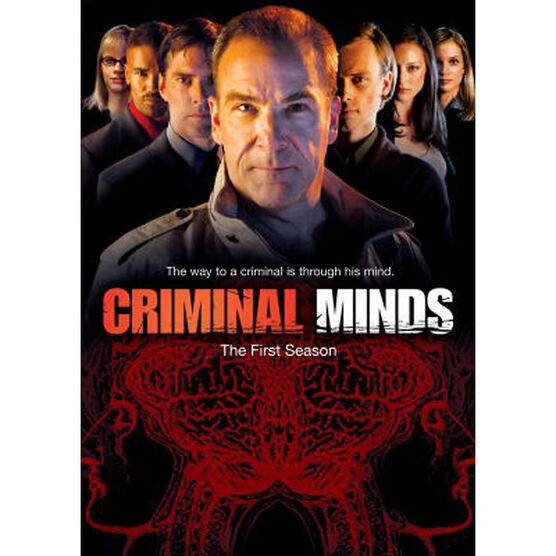 Criminal Minds: The First Season - DVD