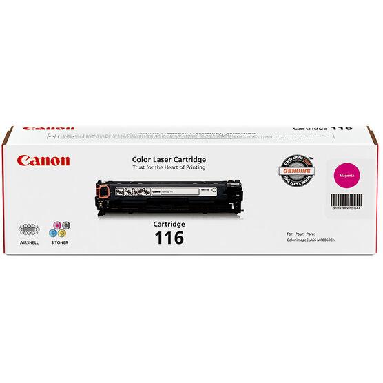 Canon CRG116 Cartridge Toner - Magenta - 1978B001