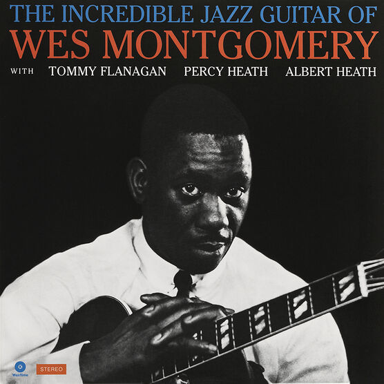 Montgomery, Wes - The Incredible Jazz Guitar - Vinyl