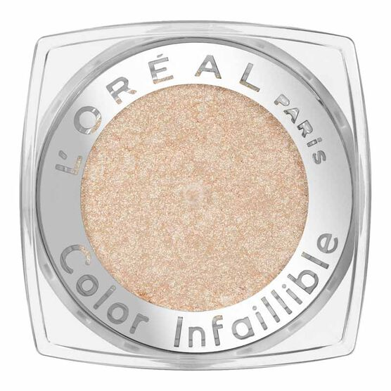 L'Oreal La Couleur Infallible Eyeshadow - Hourglass Beige