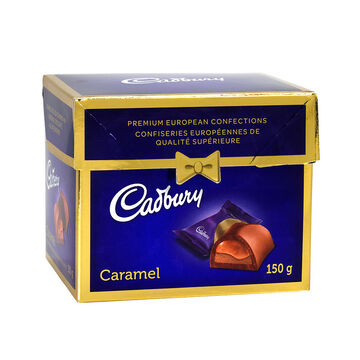 Cadbury Chocolate Caramels - 150g