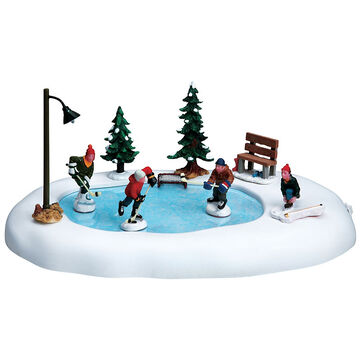 Lemax Hockey Match