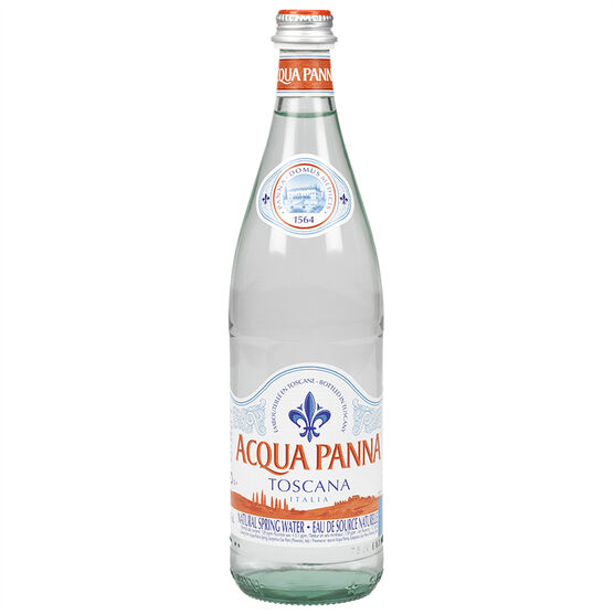 Aqua Panna Natural Spring Water - 750ml