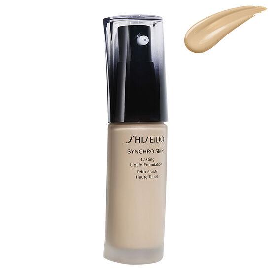 Shiseido Shynchro Skin Lasting Liquid Foundation - G3 Golden 3