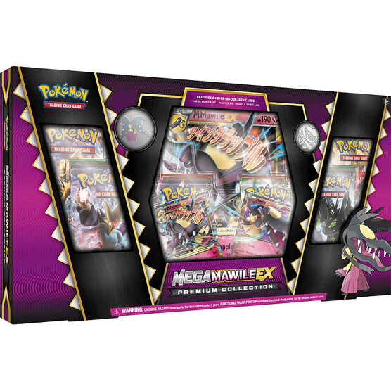 Pokemon Mega Mawile EX Premium Collection