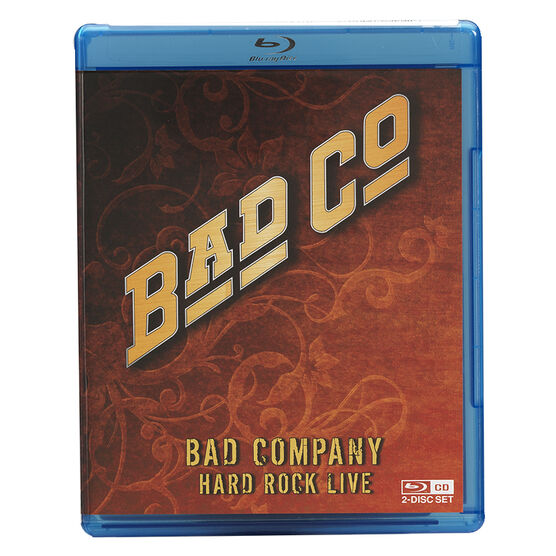 Bad Company - Hard Rock Live - Blu-ray