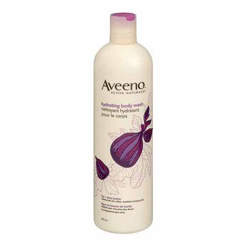 Aveeno Body Wash - Hydrating - 473ml