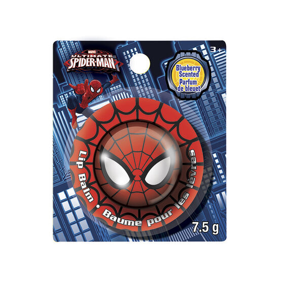Spiderman Lip Balm - Blueberry - 7.5g