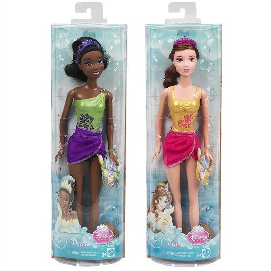 Disney Princess Bath Doll - Assorted