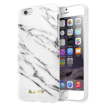 Laut Huex Marble Elements fopr iPhone 6/6s - Marble White - LAUTIP6HXEMW