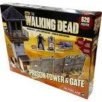 The Walking Dead McFarlane Building Sets - Prison Tower & Gate