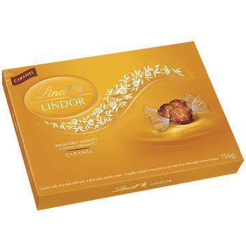 Lindt Signature Caramel Box 112 g