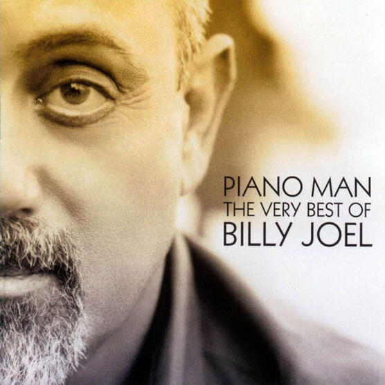 Billy Joel - Piano Man: The Very Best of Billy Joel - CD