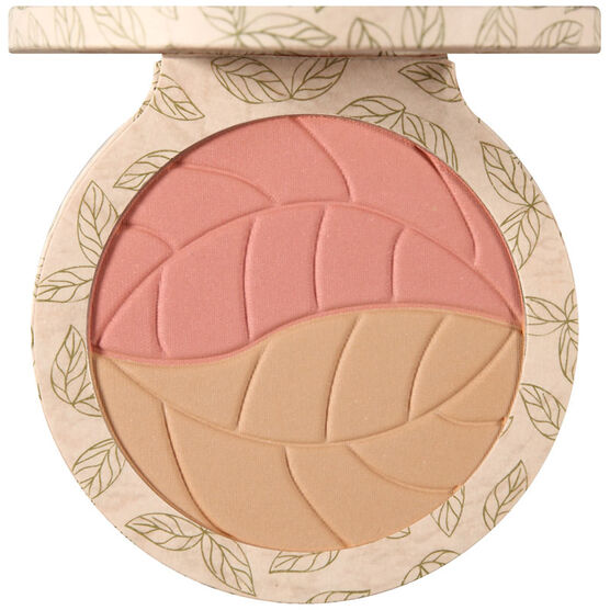 Physicians Formula Organic Wear 100% Natural Origin 2-in-1 Bronzer and Blush - Light Bronzer Pink Rose
