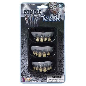 Halloween Zombie Teeth