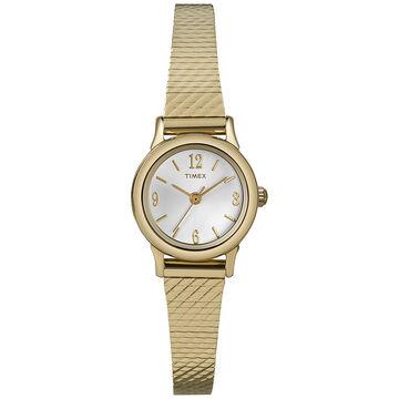 Timex Women's Dress Watch - Gold - T2P300GP