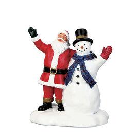 Lemax Christmas Greetings