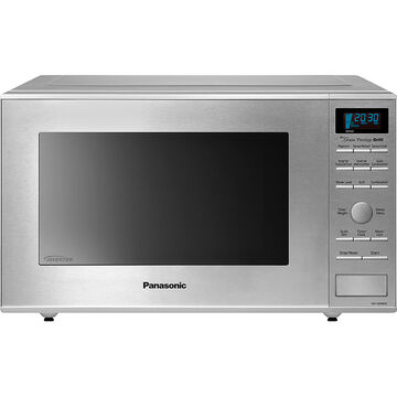 Panasonic 1.1 Grill Microwave - Stainless Steel - NNGD693S