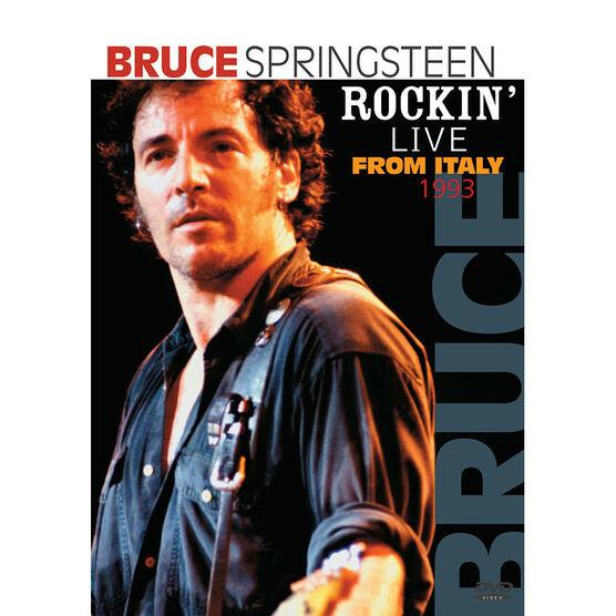 Bruce Springsteen - 1993 Rockin - DVD