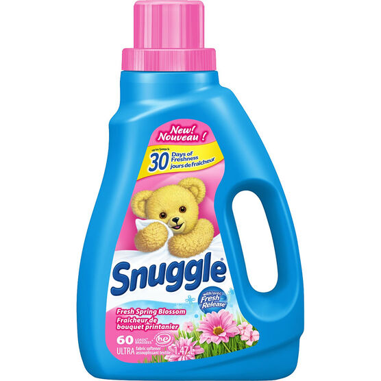 Snuggle Fabric Softener - Fresh Spring Blossom - 1.47L