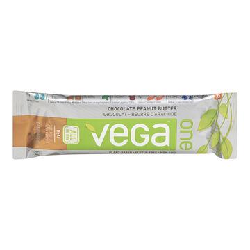 Vega One Bar - Chocolate Peanut Butter - 64g