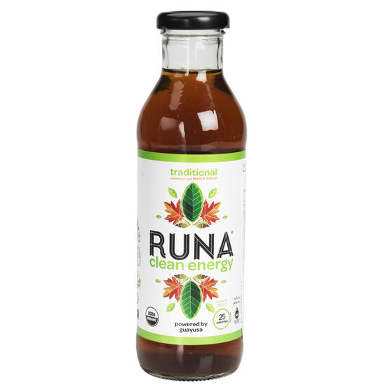 Runa Organic Guayusa Tea - Traditional - 414ml