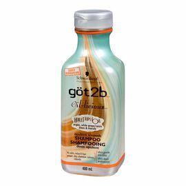 göt2b Oil-licious Opulent Smooth Shampoo - 400ml