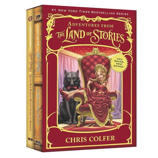 Adventures From The Land of Stories by Chris Colfer