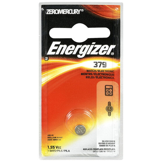 Energizer Watch/Electronic Batteries - 379BPZ