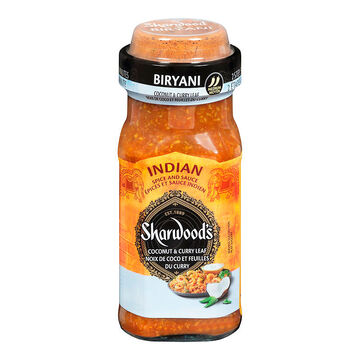 Sharwood's Indian Spice and Sauce - Coconut & Curry Leaf - 415ml