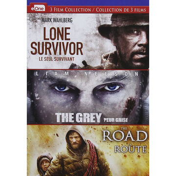 3 Film Survival Collection - DVD