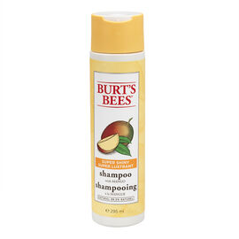 Burt's Bees Super Shiny Shampoo with Mango - 295ml