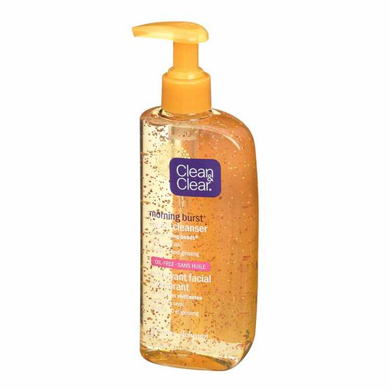 Clean & Clear Morning Burst Facial Cleanser - 240ml